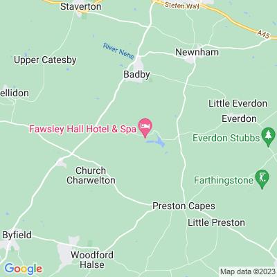 Fawsley Location