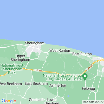 Beeston Hall Location