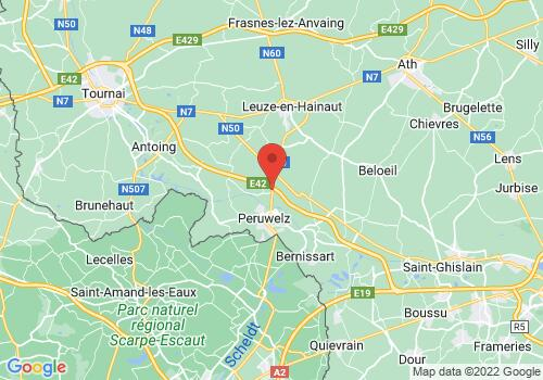 Localisation de FRIGOREXPRESS