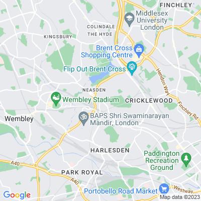 Grange, The, Neasden Location
