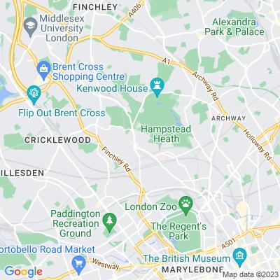 Green, The, Camden Location