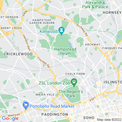 Hampstead Green Location