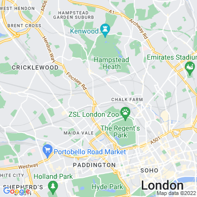Eton Avenue Location