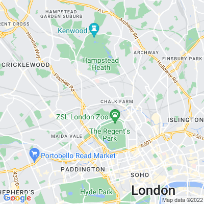 Primrose Hill Location