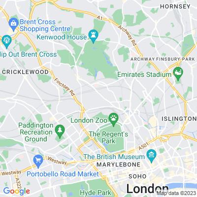 Primrose Gardens Location