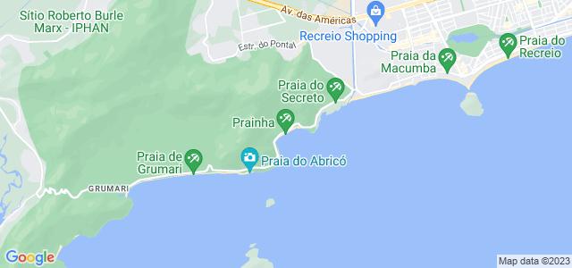 Na prainha - Rio de Janeiro