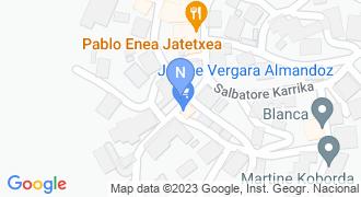Rural Kutxa - Arantza mapa