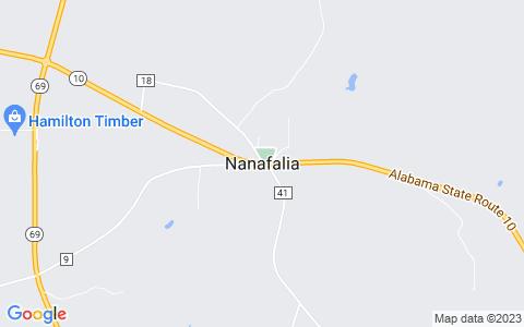 Nanafalia