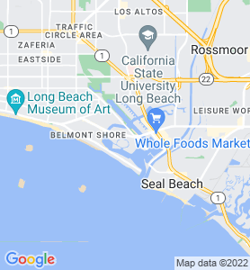 Naples CA Map