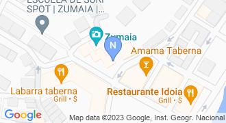 Aranza auto mapa
