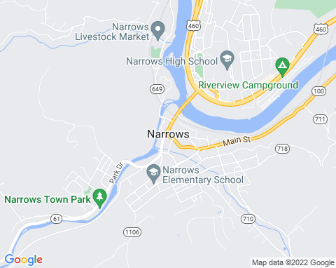 Payday Loans in Narrows
