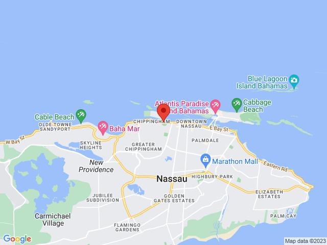 Nassau, W Bay St, Nassau, Bahamas