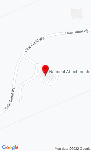 Google Map of National Attachments, Inc. 16 Mechanic Street, Gorham, ME, 04038,