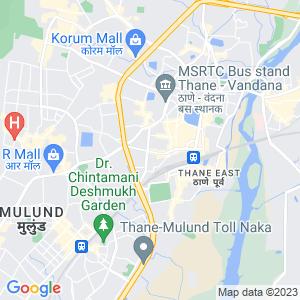 Google Map of Navjivan Blood Bank, Ground Floor, Prakash Bhuvan, Gokhale Road, Naupada, Thane - West, Thane - 400602