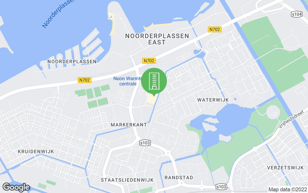 Blokland verhuizingen B.V. address
