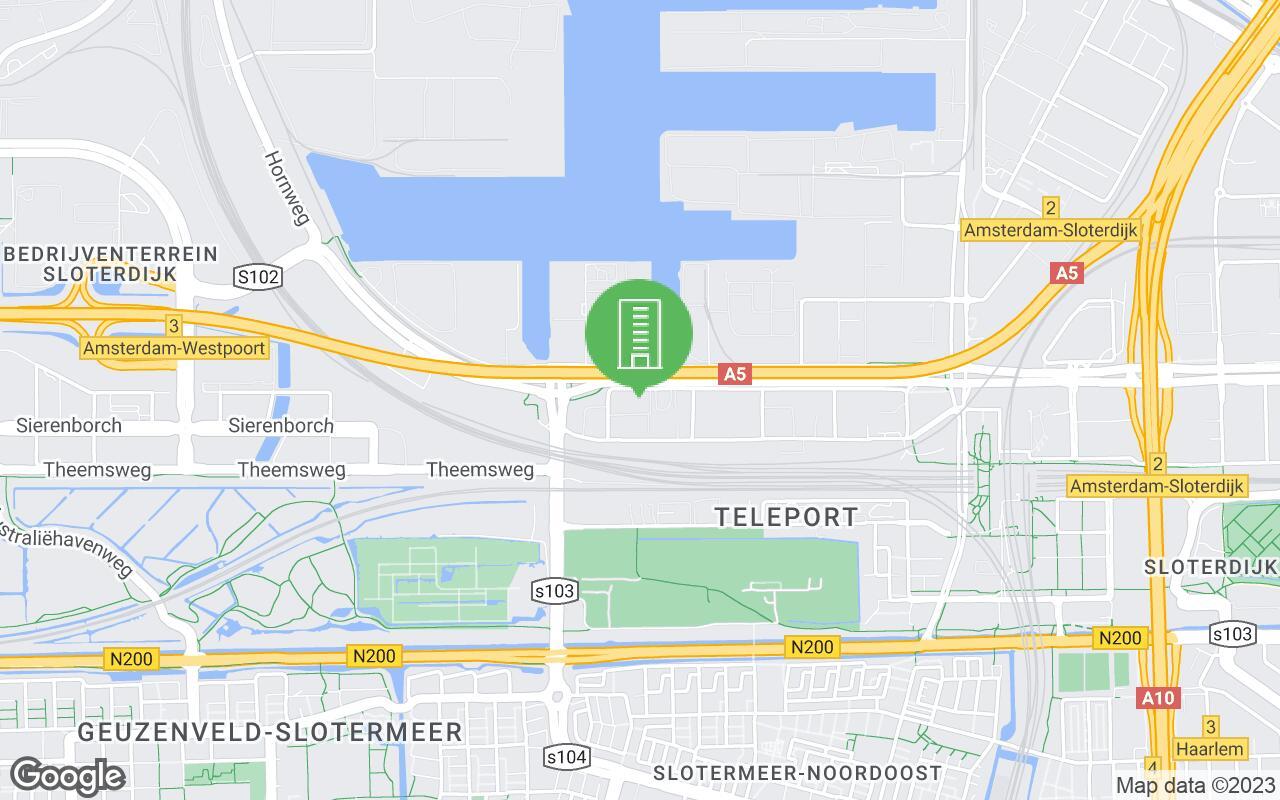 Verhuis Centrale Nederland BV address