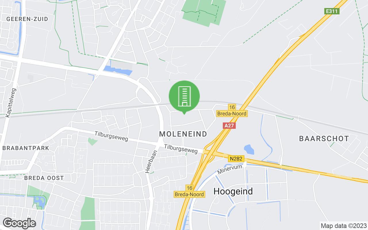 UTS van den Berg Verhuizingen address