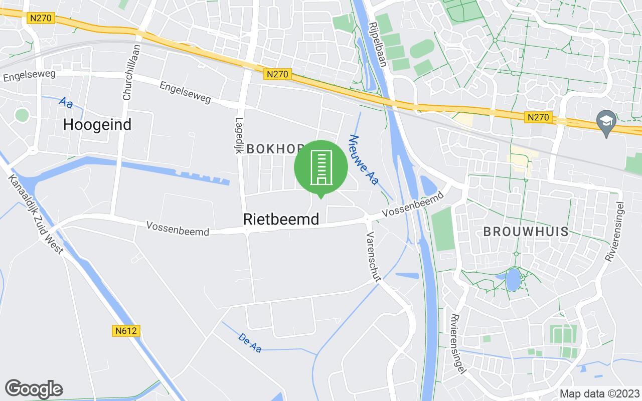 Van Thiel Verhuizingen address