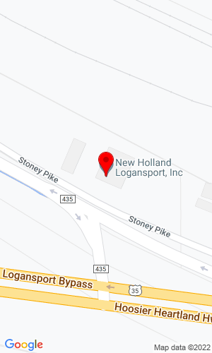 Google Map of New Holland Logansport Inc 2079 S Us Highway 35, Logansport, IN, 46947