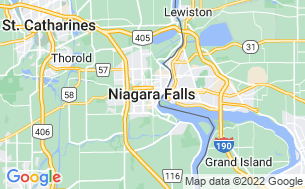 Map of Niagara Glen-View Tent & Trailer Park