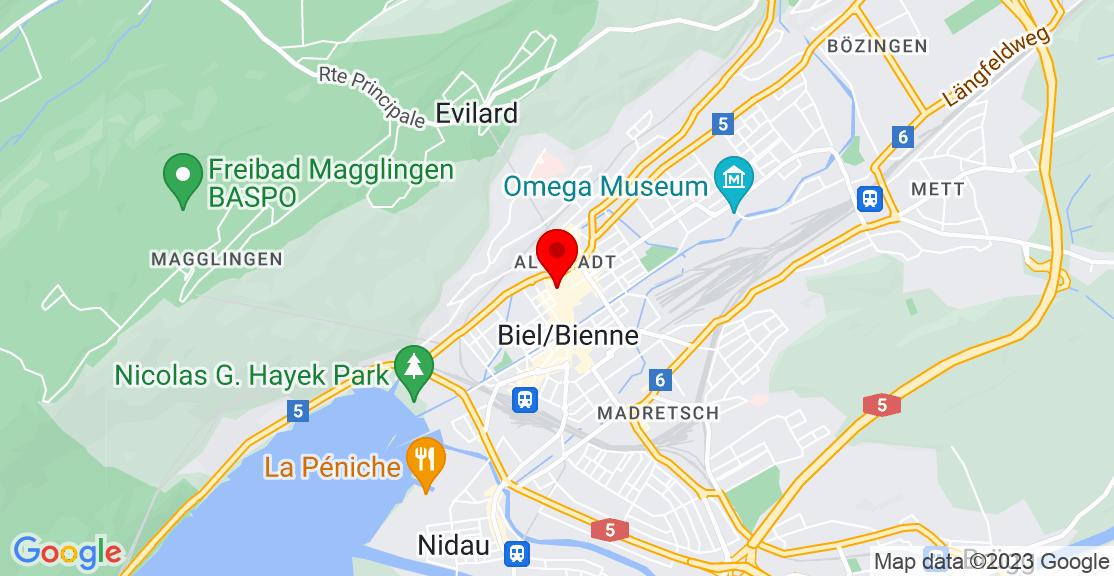 Nidaugasse 24, 2502 Biel/Bienne