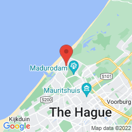 Google map of Maris Belgisch Park, Den Haag