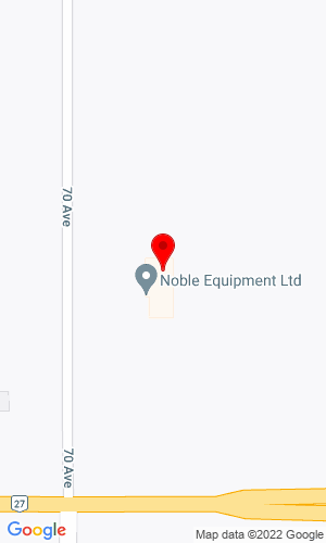 Google Map of Noble JCB 6970 46th Street, Olds, AB, T4H 1L7
