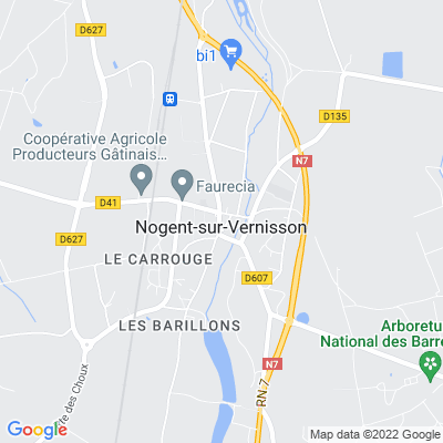 bed and breakfast Nogent-sur-Vernisson