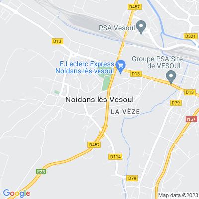 bed and breakfast Noidans-lès-Vesoul