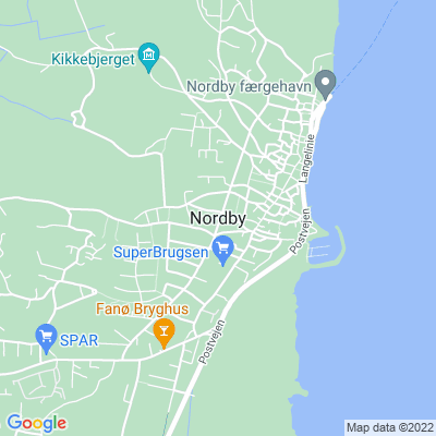 bed and breakfast Nordby