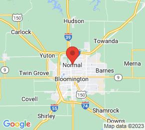 Job Map - Normal, Illinois  US