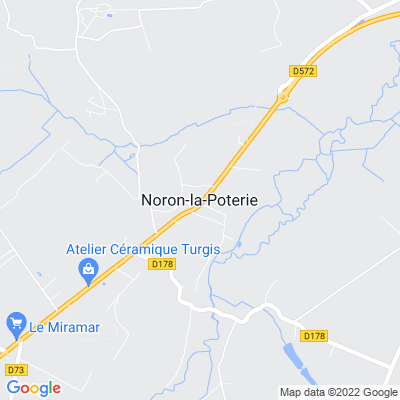 bed and breakfast Noron-la-Poterie