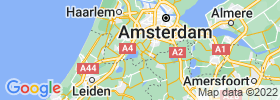 Aalsmeer map