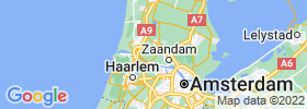 Zaanstad map