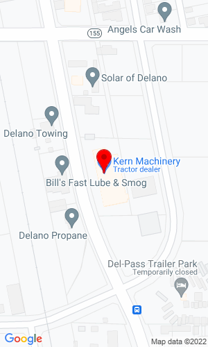 Google Map of North Kern Machinery 310 High St, Delano, CA, 93215