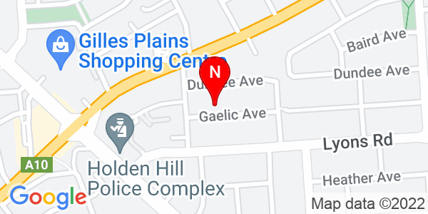 Google Map of North East Community Correctional Centre