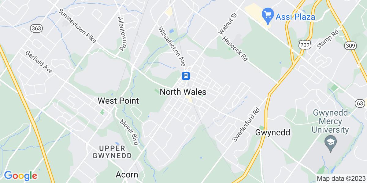 North Wales, PA