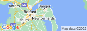 Newtownards map