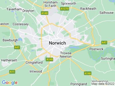 Personal Injury Solicitors in Norwich