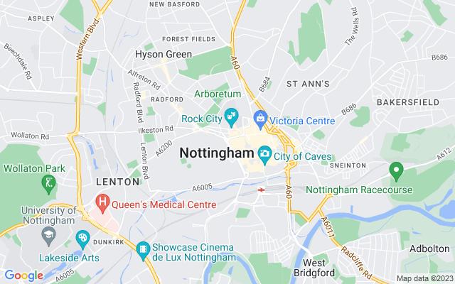 Nottingham Survey Quotes