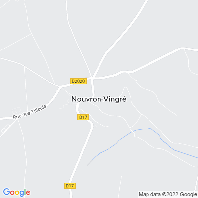 bed and breakfast Nouvron-Vingré