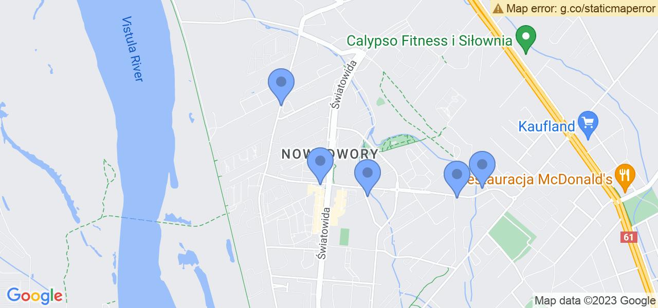 Osiedle Nowodwory w Warszawie – w tych punktach ekspresowo wyślesz turbinę do autoryzowanego serwisu