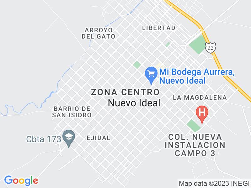 Nuevo Ideal, Durango