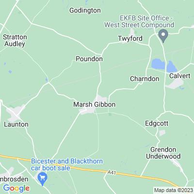Marsh Manor Location
