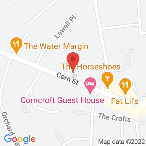 Google Map of Witney Antiques