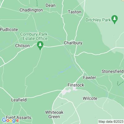 Cornbury Location