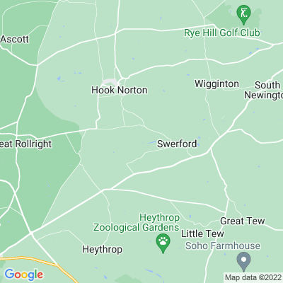 Swerford Location