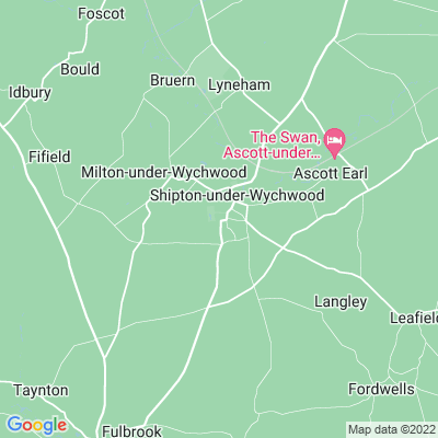 Shipton Court Location
