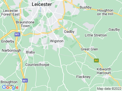 Personal Injury Solicitors in Oadby and Wigston