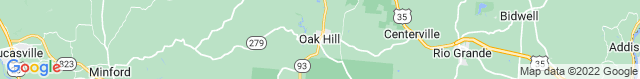 Map of OH
